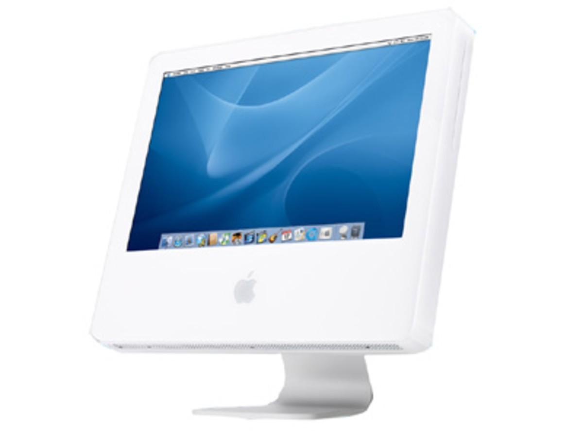 台式电脑 苹果台式电脑 苹果imac  参考价: 停产 点评分: 46人点评