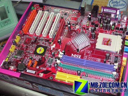 优惠百元 闪龙2200+微星NF2仅830元