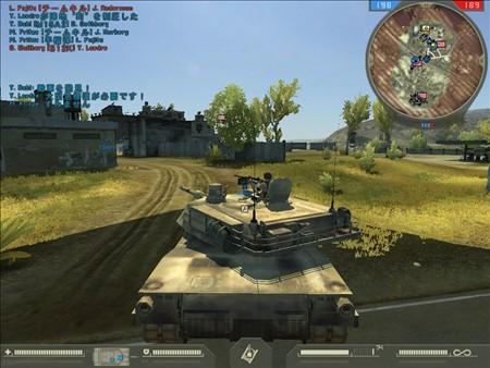 实际游戏测试 战地2 上