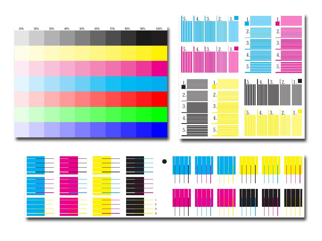 【高清图】 色彩不再昂贵 12款彩色激光打印机测试图45