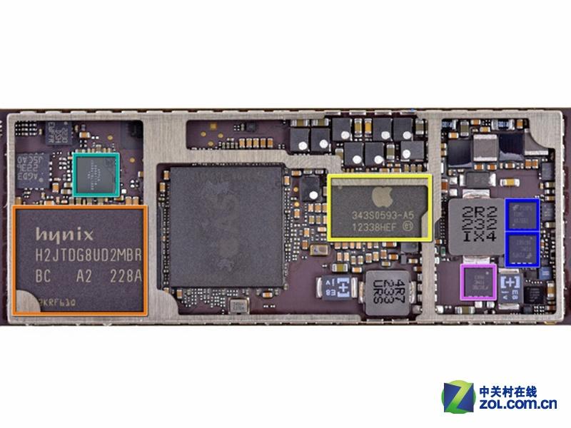 苹果 mini/小身材大智慧 苹果iPad mini平板全拆解