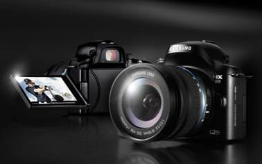 爱分享 三星智能相机NX20新体验