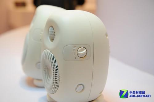 2012广州国际音响展 HiVi惠威X3亮相