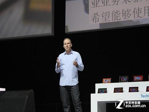 "微软中国首席推广大使Mark Taylor解读""新时代"""