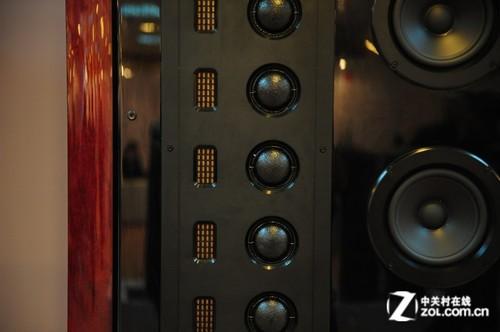 音响展2012:HiVi惠威家庭影院系列参展