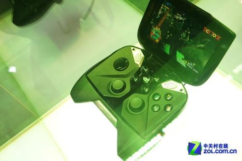 CES 2013:英伟达Tegra 4平板电脑展出