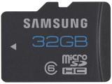 三星Micro SD卡 Class6(32GB)(MB-MSBGB/CN)