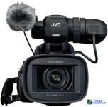 高清存储卡式摄录机 JVC JY-HM85谍照