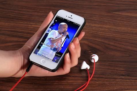 测试设备:苹果iphone5手机
