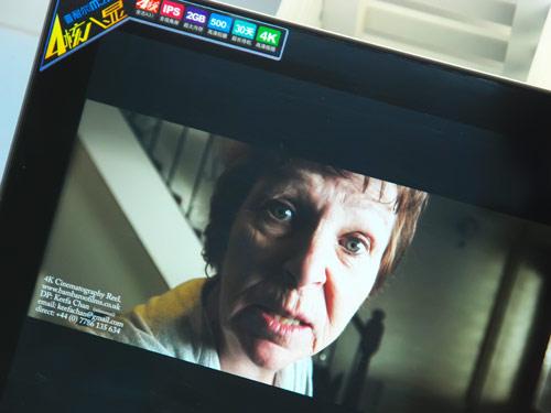 4倍1080p的震撼 普耐尔MOMO19 HD体验4K播放