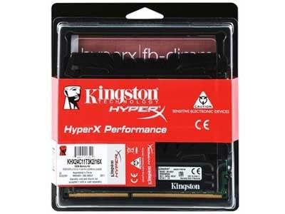 金士顿 骇客神条 Beast系列 16GB DDR3 2400(KHX24C11T3K2/16X)