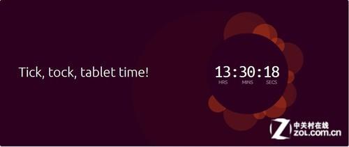 先于手机系统 Ubuntu平板系统即将发布