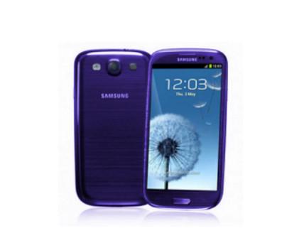 三星S3还有紫色版本? 或于4月12日开卖