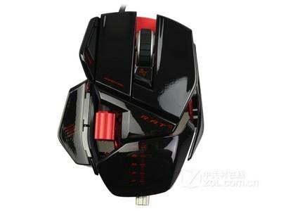 赛钛客 Cyborg R.A.T.5赤魔版/黑金版游戏鼠标