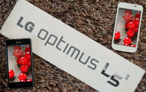 安卓4.1新机LG Optimus L5Ⅱ/L7Ⅱ将上市