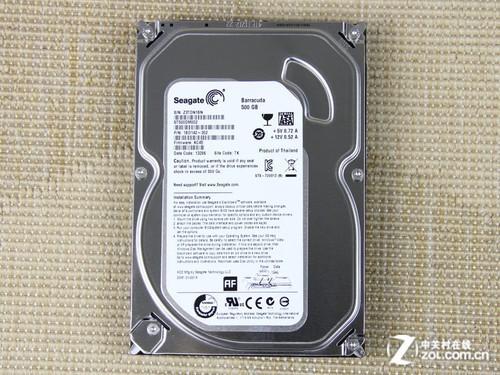 300元级别入门首选 希捷500GB硬盘评测