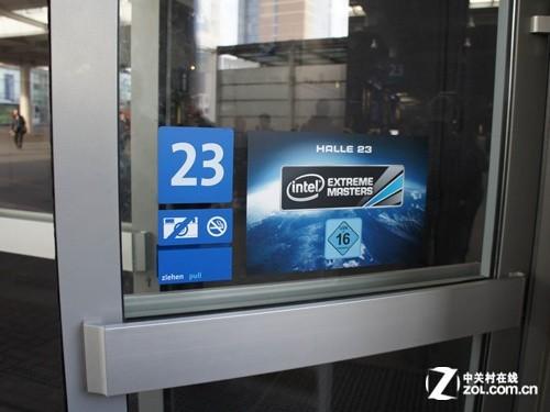 极限玩家大聚会 Intel大师杯CeBIT一览