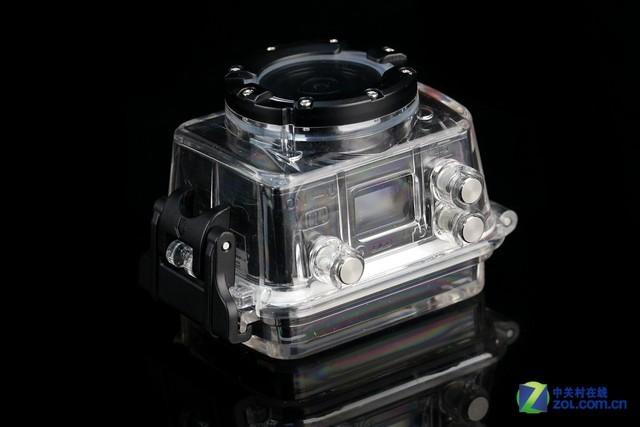 全高清便携运动摄像机 AEE SD21精美图赏
