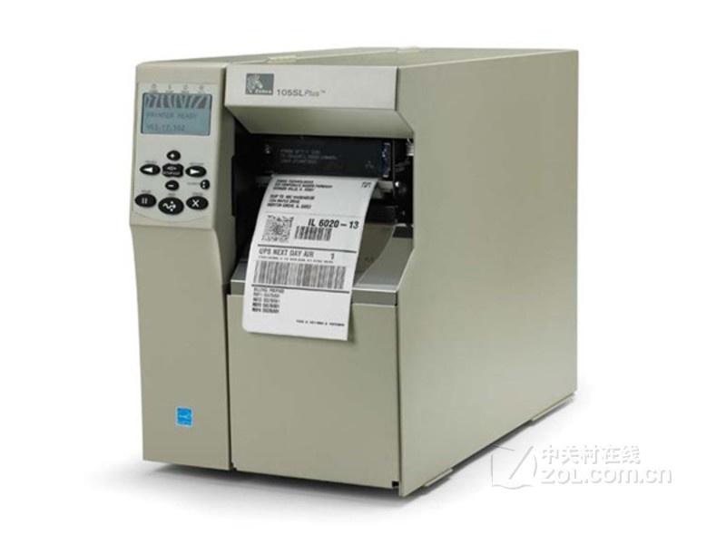 热卖促销zebra 斑马105sl plus 打印机