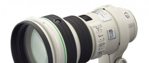 佳能公布400mm f/4 DO IS II镜头专利