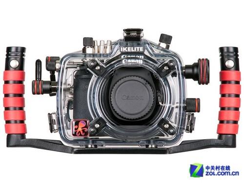 平价全幅也有 ikelite发布佳能6D潜水罩