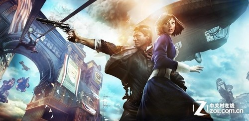 《生化奇兵:无限》三连冠 英国周游戏销量排行出炉