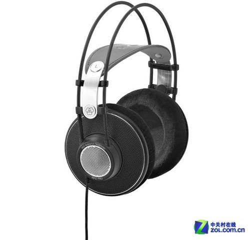 AKG发布新品头戴耳机K712pro与K612Pro