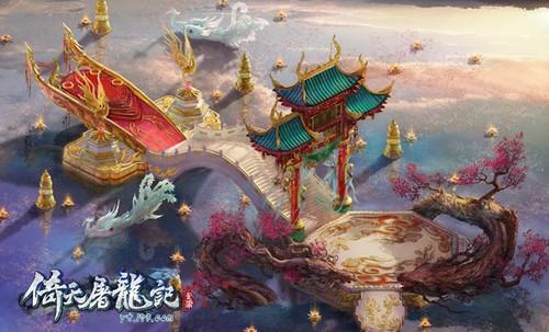 十大创新续经典 《倚天屠龙记》5月7日首测