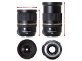 腾龙SP 24-70mm f/2.8 Di VC USD整体外观图