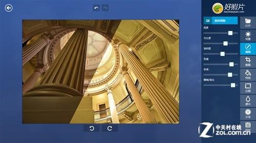 Surface也能拍出精品 Win8版好照片评测