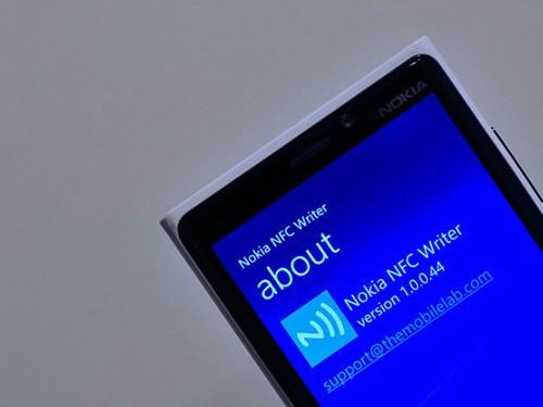 诺基亚更新NFC Writer NFC标签可自定义