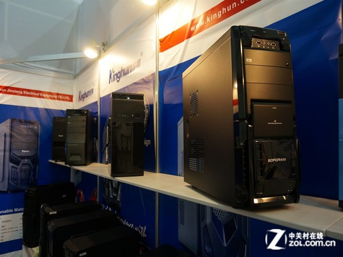 Computex2013:金翔机箱推出多款新品