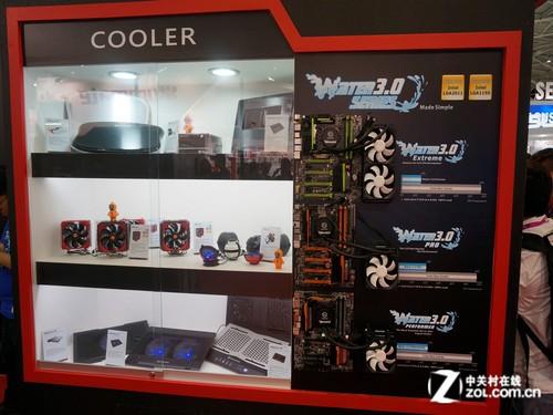 Tt台北电脑展:Urban系列机箱三款齐发