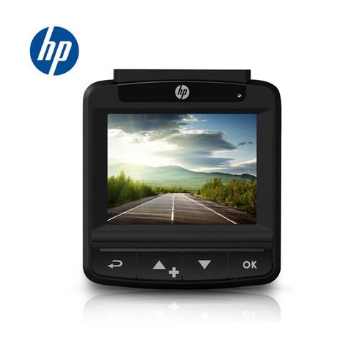 1080P内置GPS惠普f210行车记录仪新品国内到货