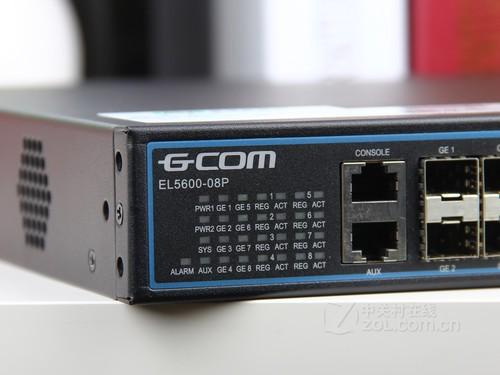 全面PON业务 新格林耐特EL5600 OLT解析