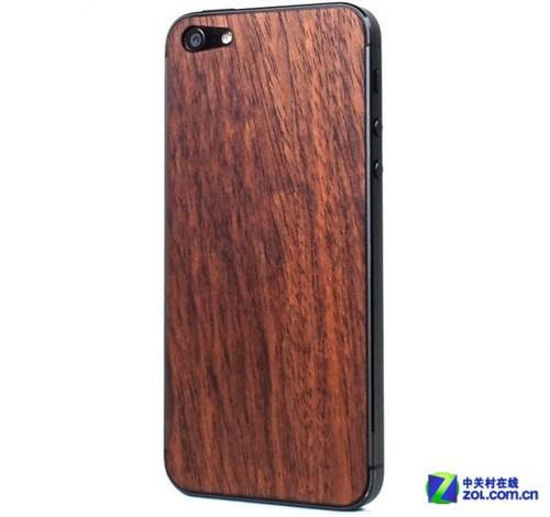 苹果推出木质外壳手机可能性有多大?-中关村在线