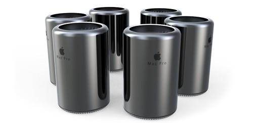 苹果推新mac pro服务器应对高密度托管