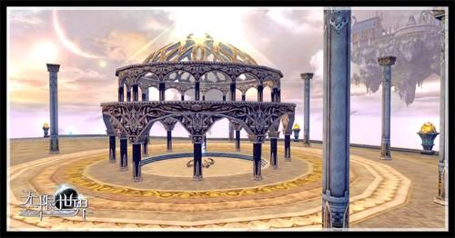 探寻众神消失前的住所——《无限世界》诸神国度