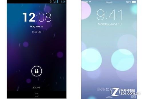 让安卓粉愤怒!iOS7抄袭安卓的十大特性