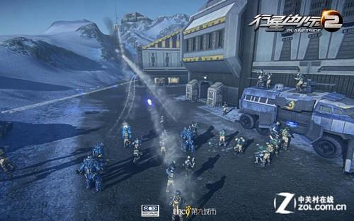 《行星边际2》荣耀回归 全球战争首日盛况速递