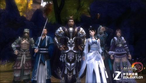 《剑网3》安史之乱编辑器开放  华美视频集锦