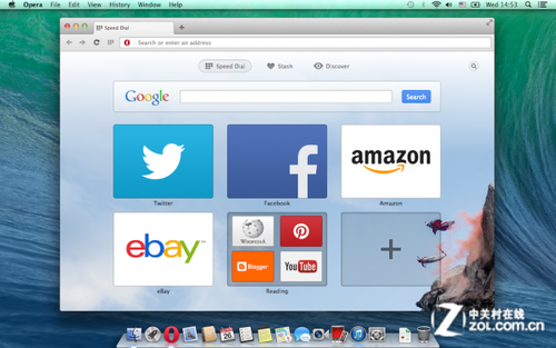 基于Chromium的Opera浏览器登陆Windows