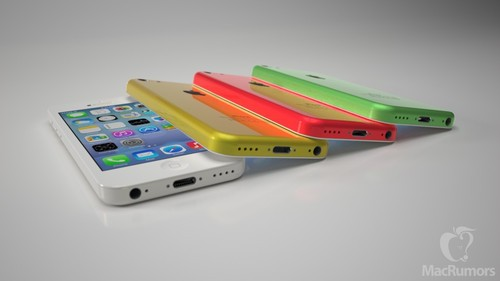 很像iPhone5 多色低�riPhone高清�D曝光