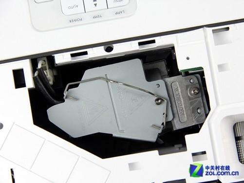 投影机 正文  明基w770st灯泡更换方式采用的是操作
