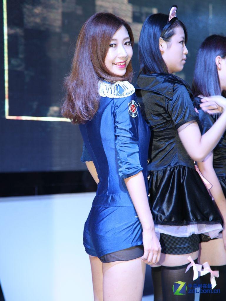 chinajoy美女showgirl抢先看