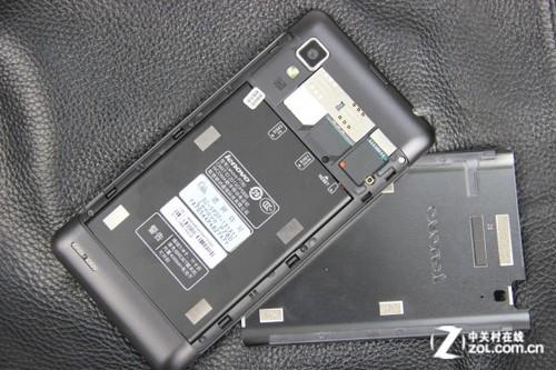 4000mAh大电池商务机 联想P780全面评测