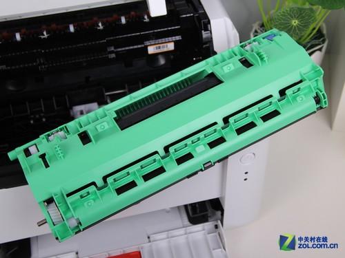 联想s1801激光打印机采用了鼓粉分离式设计,随机