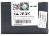 AMD 速龙II X4 760KCPU包装
