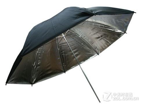 手绘下雨杀人黑伞