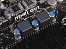 技嘉GA-B85M-HD3供电部分